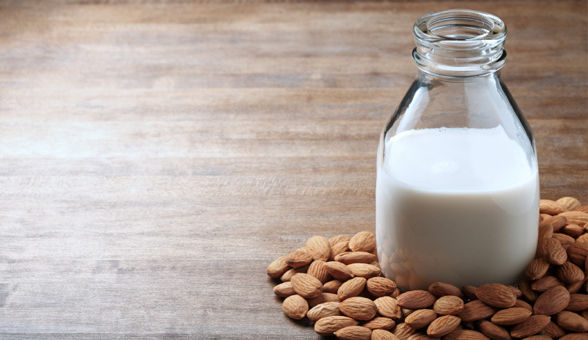 Almond and Milk For Skin Pigmentation