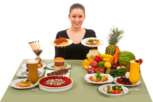 Good Eating Habbits Can Help Cure Bulimia
