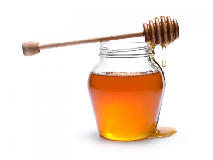 Honey For Angular Cheilitis