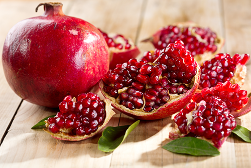 Pomegranate For Anemia