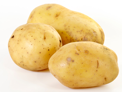 Potatoes For Skin Pigmentation