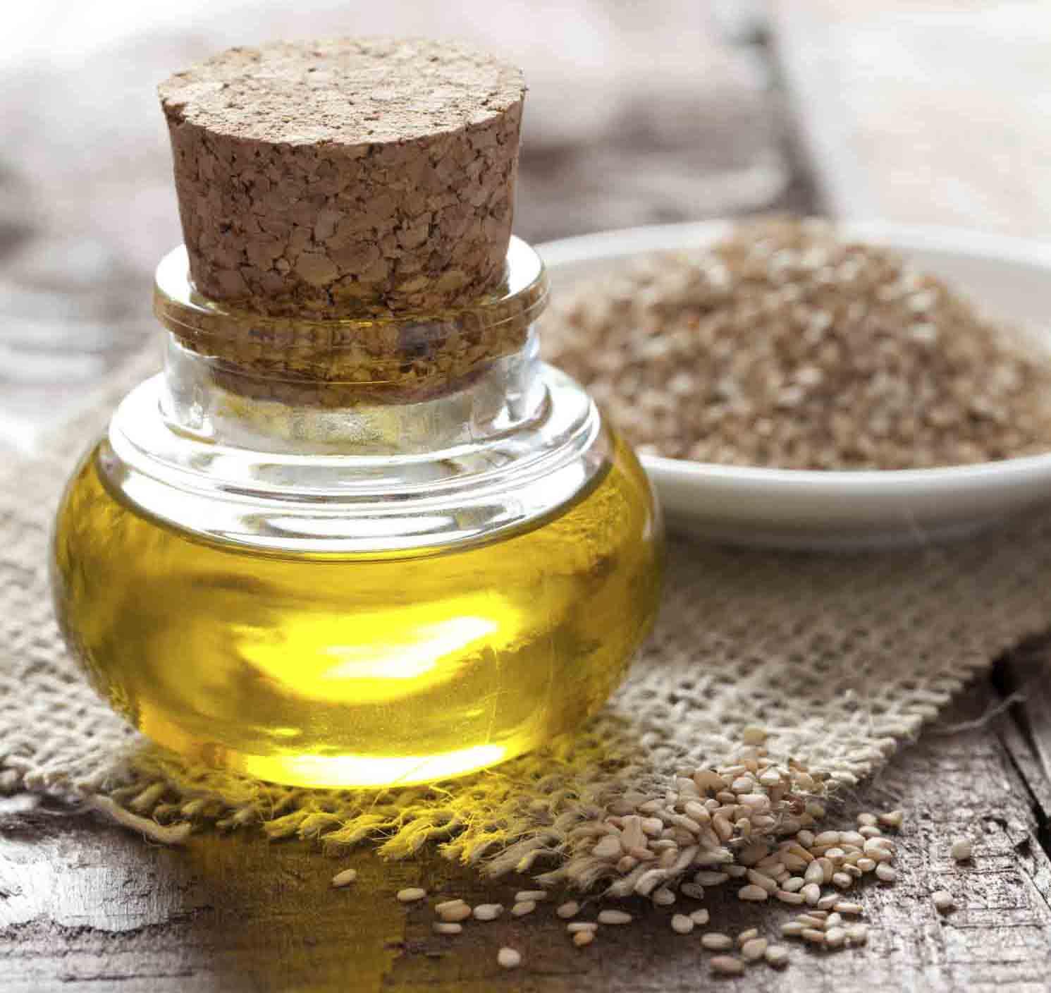 Sesame Oil For Receding Gums