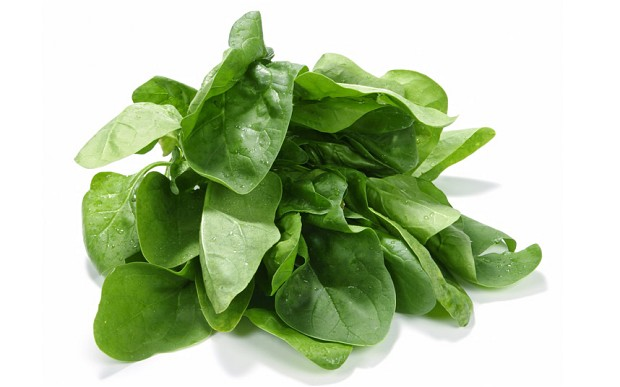 Spinach For Anemia