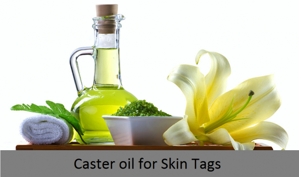 Skin tags_caster oil